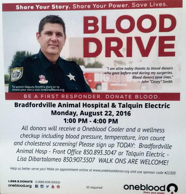 News and Events @ Bradfordville Animal Hospital, Veterinarians in